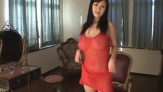 Crazy Japanese slut in Incredible Softcore, Striptease JAV video