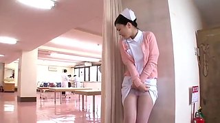 Shyness Nursing Wife Nurse Seized The Furukawa Iori Weakness