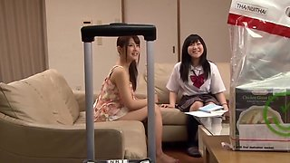 Daughters Tutor Sumire Gets Armpits Attacked