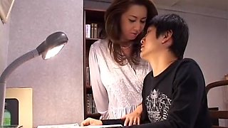 Crazy Japanese girl Yumi Kazama in Fabulous Big Tits, Dildos/Toys JAV clip