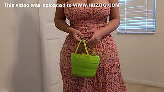 Big Ass Step Mom Cheats on her Husband with her Son on Easter