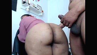 Bengali couple fuck on webcam