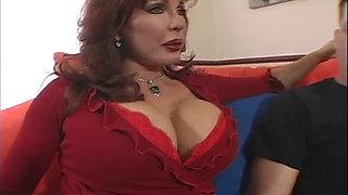 Sexy Vanessa at home