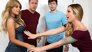 Brazzers – Sister Swap: Part 2