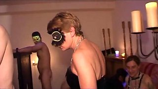 Mature sex slave will do anything for his kinky mistress