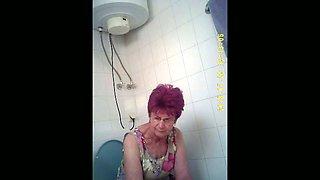voyeur granny toilet