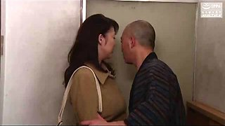 Hot Japonese wife have a affair with other man 00