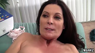 Insatiable MILF Goes Fucking Bonkers with Young Dick