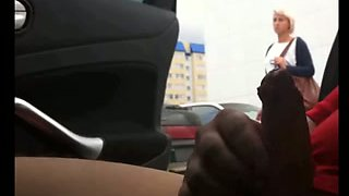 Amateur public masturbation flashing