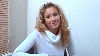Heavenly russian blonde Brook gets penetrated deep