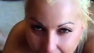 Cum In Mouth Of Sexy MILF