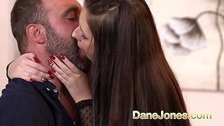 Dane Jones Brunettes hard creampie and fucking