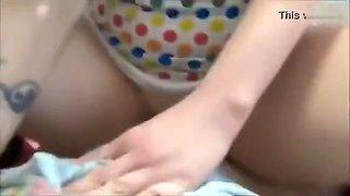 pov sex naughty girl fucks her daddy