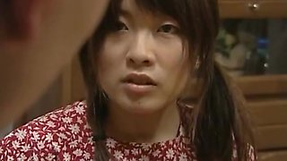 Hot Asian doll gets hard sex