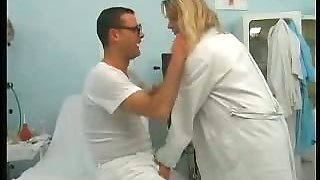 Hospital Clinic Pussy Licking