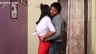 Desi dance student exploited by 2 guys