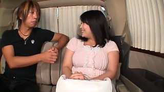 Incredible Japanese whore in Crazy Wife, Blowjob JAV video