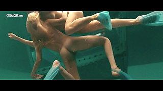 Nude Celebrities - Underwater Scenes