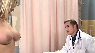 Brazzers - Doctor Adventures -  The Coma Bone
