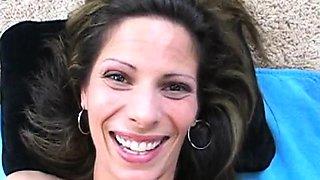 Beauty Milf Titjob I like to fuck her