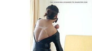 Follow tw : fetishslavestudio  fetish slave girl