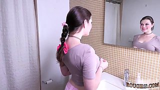 crony's step daughter gets fucked by pervert dad Punish my n