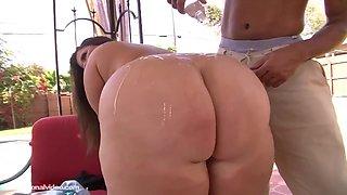 Valentina Krave is craving some hard cock