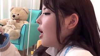 Cute Japanese Loli Teen In Schoolgirl Uniform Fucked