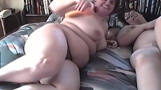 First time lesbian action