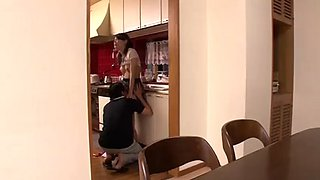 neglected housewife seduced by father in-law