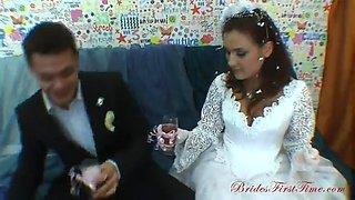 Russian Bride Fuck
