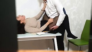 Fucked a schoolgirl in extra lessons
