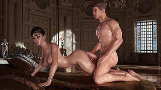 Standard 3D Sex and Cum