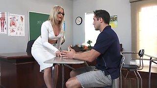 My Hot Teacher has a Phat Ass-Alexis Texas