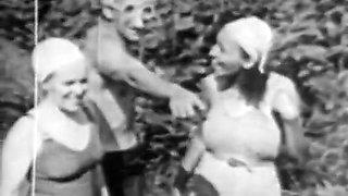 Retro Porn Archive Video: The Nun 03