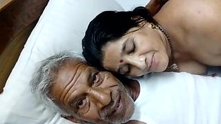 Uncle and aunty, blowjob sexy video