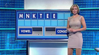 Rachel Riley - Sex Tits, Legs and Arse 10