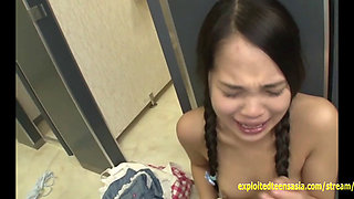 Petite Idol Konishi Marie Caught In The Toilet By Old Guy And Janitor Made To Fuck Them Both Cute Teen