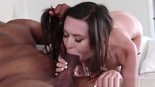Monster Cock Black Dude Dicking Ariel Grace