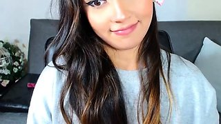 Solo close to dark haired xxx gal Shyla Jennings