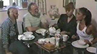 Sticky Fingers - British Spanking Movie Solange Hop Lecarrio