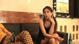 Incredible porn video Asian check watch show