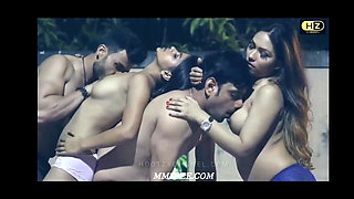 LATEST INDIAN FOURSOME WEB SERIES