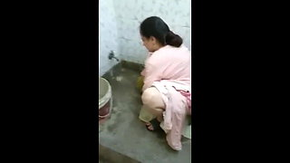Desi Bhabhi Pissing in front of her husband
