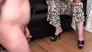 Femdom Brats humiliate losers for small penis