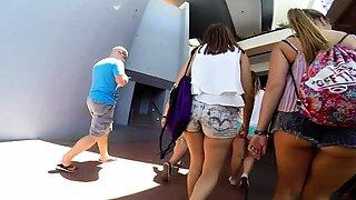 Voyeur public girls peeing 5