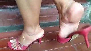 Hottest porn scene Feet great , it's amazing