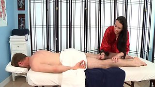 69 During Massage With Sexy Veronica