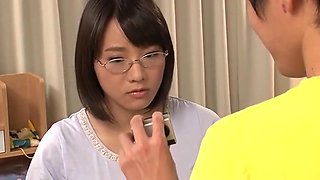 Student Blackmails her cute Japanese teacher to fuck her FULL MOVIE ONLINE /