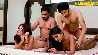 Indian Web Series Erotic Short Film Dual Fun 1